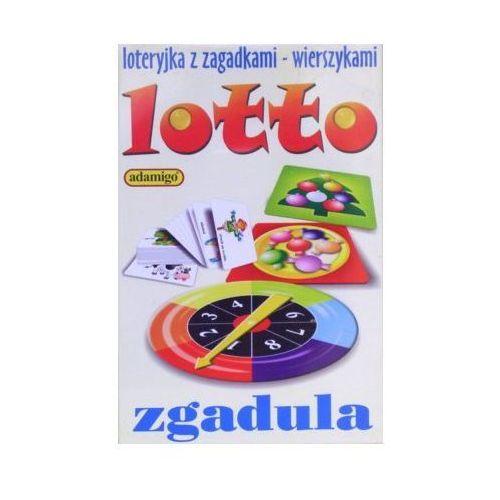 Loteryjka Lotto Zgadula - DARMOWA DOSTAWA OD 199 ZŁ!!! (5902410005086)