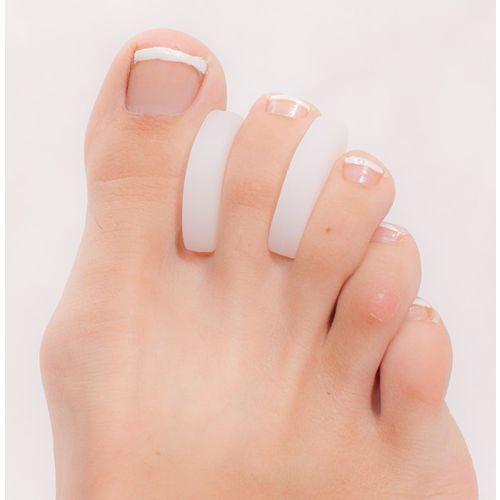 Separatory palców stopy - między palcowy.