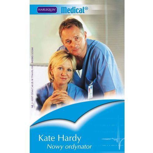 Nowy ordynator - Kate Hardy, Harlequin Enterprises
