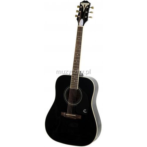 pro 1 plus acoustic eb ebony gitara akustyczna marki Epiphone