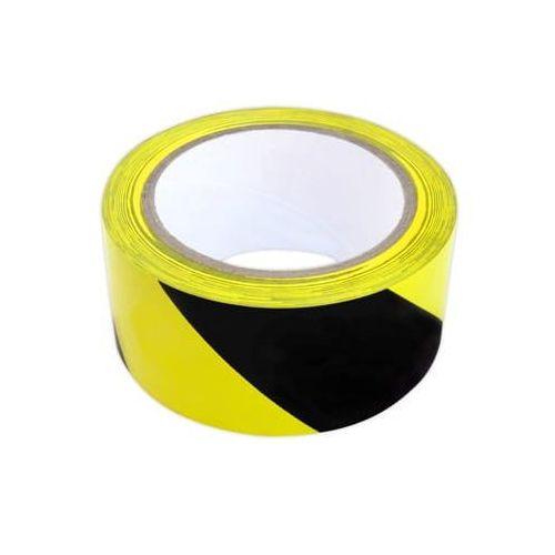 Grupa morado Taśma odgrodzeniowa żółto czarna