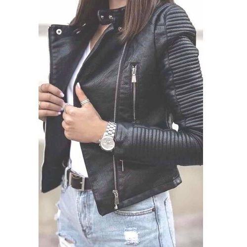 Ramoneska Moto Biker skóra, ramoneska