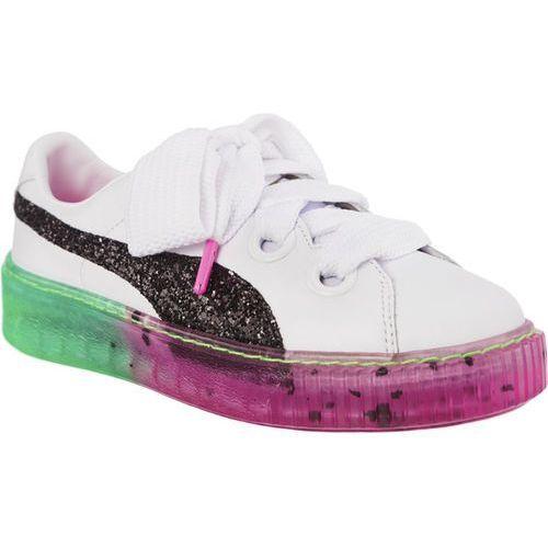 Platform Candy Princess SW Puma White-Pu 36613501