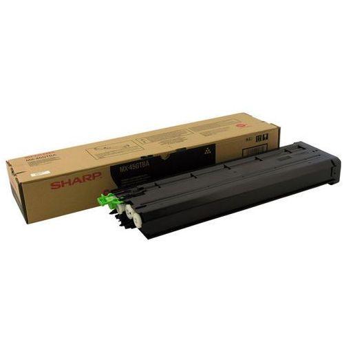 oryginalny toner mx-45gtba, black, 36000s, sharp mx3500, mx4500 marki Sharp