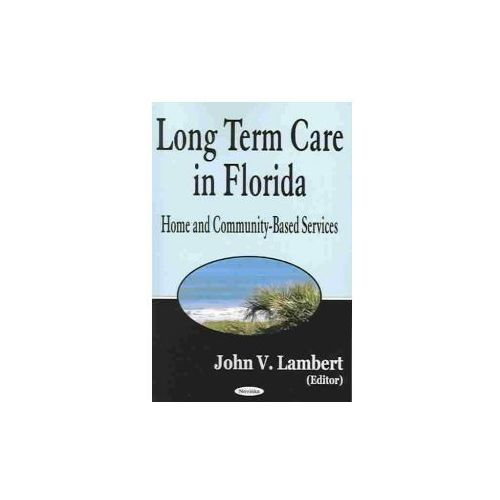 Long Term Care in Florida (9781594540165)