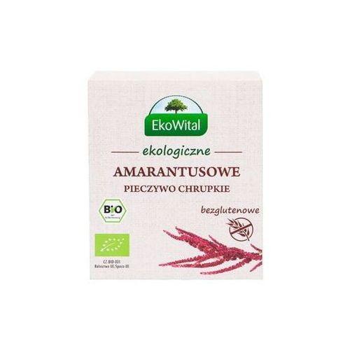Ekowital Pieczywo chrupkie amarantusowe bezgl. bio 100 g
