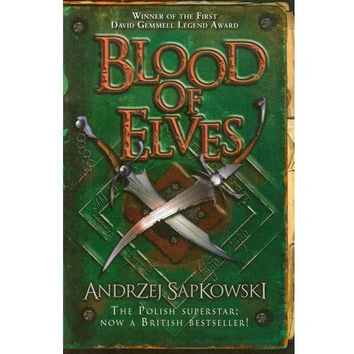 Blood of Elves, oprawa miękka