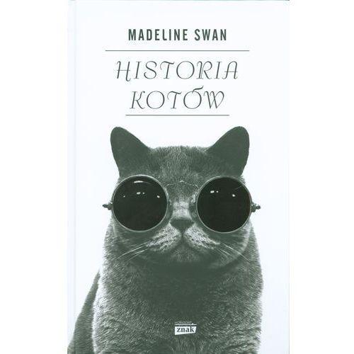 Historia kotów - Dostawa 0 zł, Znak