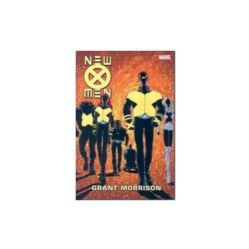 New X-men By Grant Morrison Ultimate Collection - Book 1