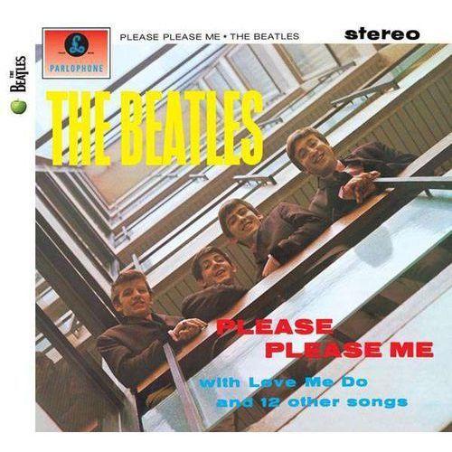 Apple The beatles - please please me [cd]