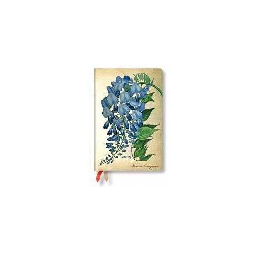 Kalendarz książkowy midi 2019 12M Blooming Wister
