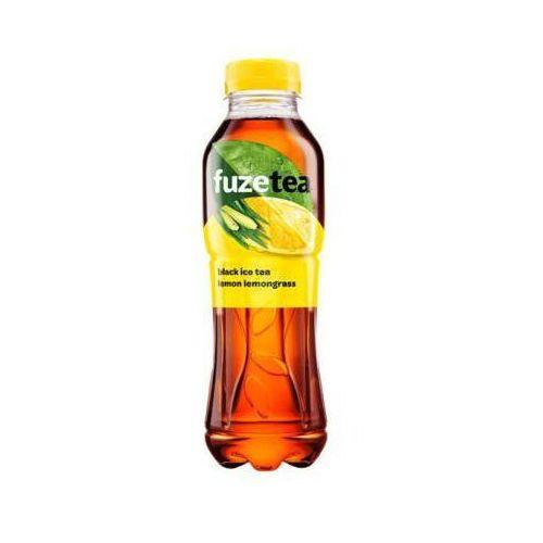 FUZETEA 500ml Black Ice Tea Napój o smaku cytrynowym z ekstraktem z czarnej herbaty