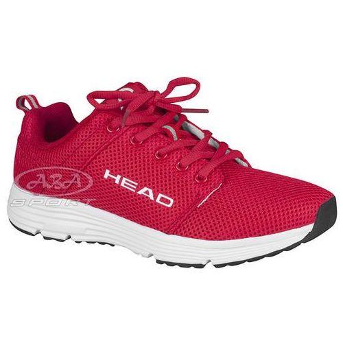 Damskie buty sportowe do biegania GERLOS HHW2072502 Head - Malinowy ||Czerwony