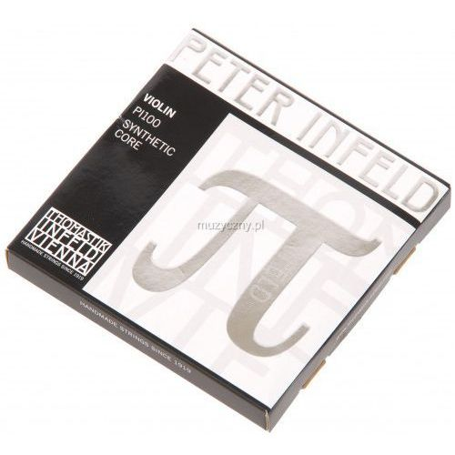 (634525) peter infeld pi100 struny skrzypcowe 4/4 marki Thomastik