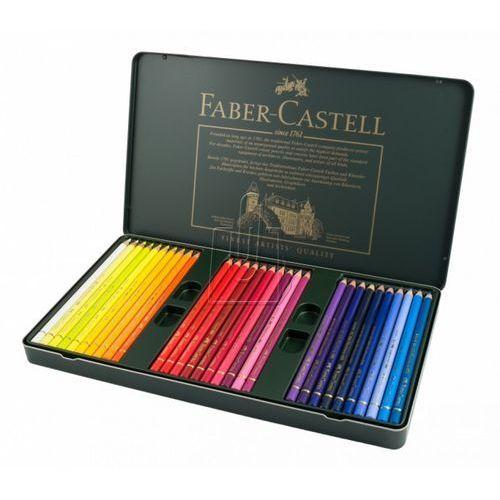 Faber castell Kredki polychromos 60k. 110060 (4005401100607)