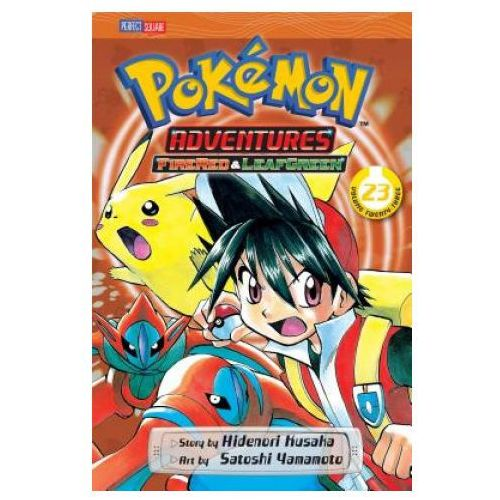 Pokemon Adventures (FireRed and LeafGreen), Vol. 23 (9781421535579)