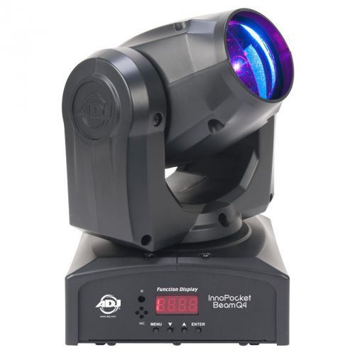 American DJ Inno Pocket Beam Q4 LED ruchoma głowa DMX