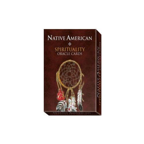 Native American Spirituality Oracle Cards (9788865273906)