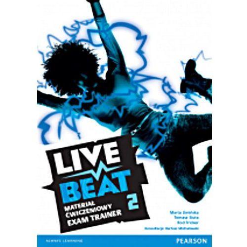 Live Beat 2. Ćwiczenia (do Podręcznika Wieloletniego), Rod Fricker