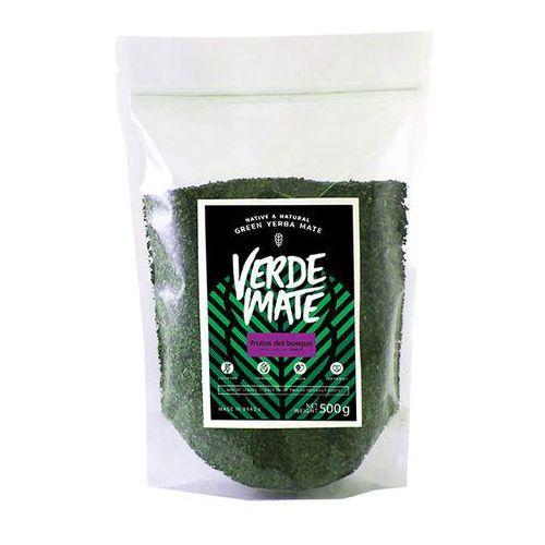 Yerba green frutos del bosque 0,5kg marki Verde mate