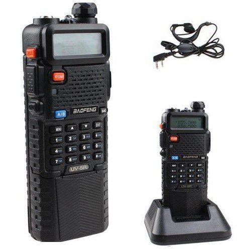 Radiotelefon uv-5r aku 3800mah marki Baofeng
