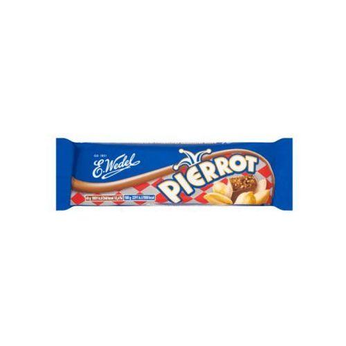 E. WEDEL 45g Pierrot Baton orzechowy w mlecznej czekoladzie   DARMOWA DOSTAWA OD 150 ZŁ! (59012535)
