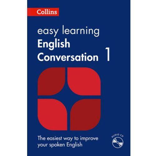 Collins Easy Learning English - Easy Learning English Conversation (9780008101749)
