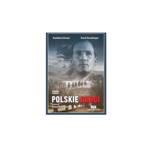 Telewizja polska s.a. Polskie drogi dvd (płyta dvd) (5902739660829)