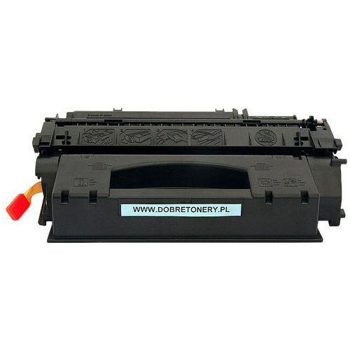 Toner zamiennik dt53x do hp laserjet p2014 p2015 m2727, pasuje zamiast hp q7553x, 7200 stron marki Dobretonery.pl