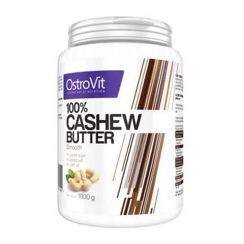 OstroVit 100% Cashew Butter Smooth - 1000g, 004734