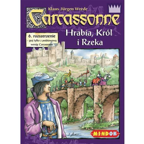 Carcassonne hrabia, król i rzeka marki Bard