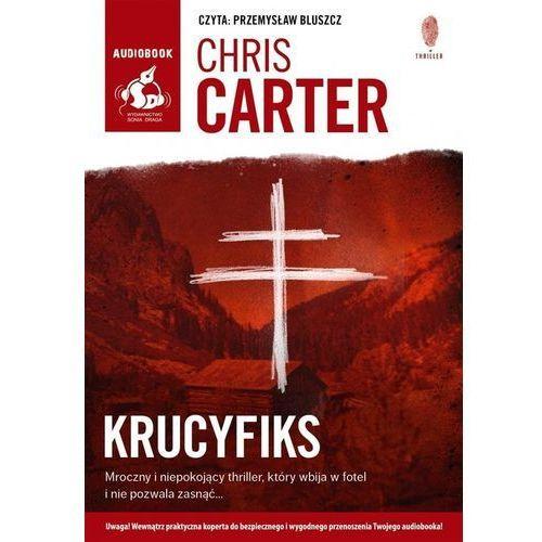 Krucyfiks (Audiobook na CD) - Dostawa 0 zł (9788381100229)