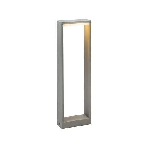 Lampa zewnętrzna Frame 50 LED srebrno szara z kategorii lampy ogrodowe
