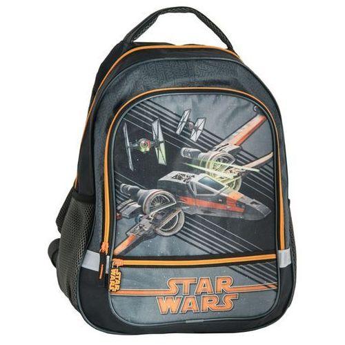 a52353f9f7c3a Plecak szkolny Star Wars (5903162039275) 63,98 zł Plecak szkolny  dwukomorowy, jedna nieduża płaska kieszeń na froncie, dwie boczne kieszenie  z siatki ...