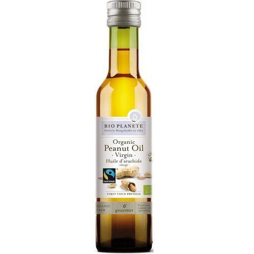 Olej z orzechów ziemnych ft extra virgin 250ml bio - marki Bio planete