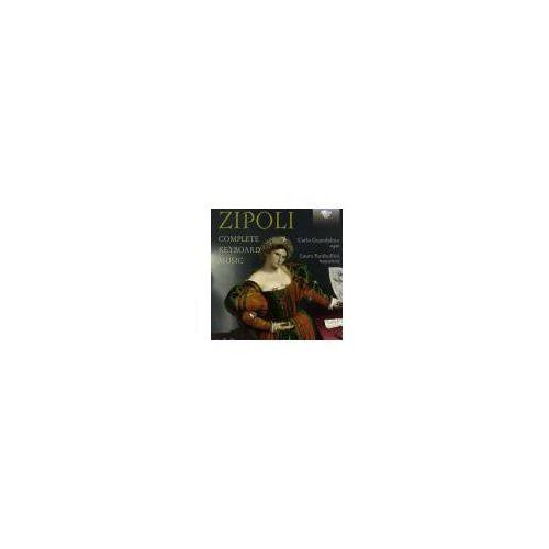 Zipoli: Complete Keyboard Music (5028421952123)
