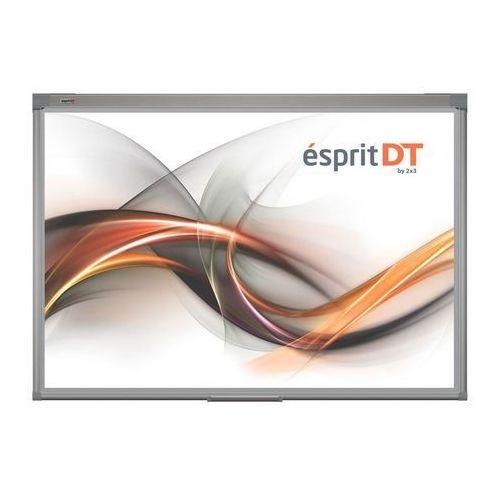 System interaktywny 2x3 Tablica interaktywna Esprit DT 101 (TIWEDT101)
