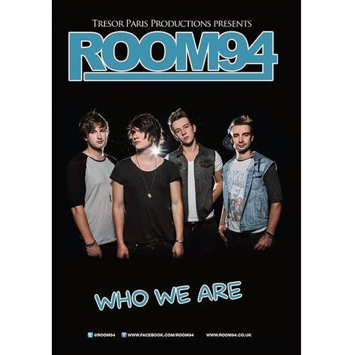 Room 94 - who we are dvd marki Monseart music
