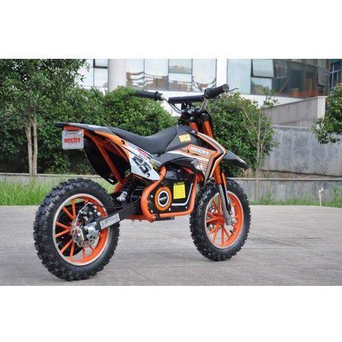 HECHT 54500 MOTOR SKUTER ELEKTRYCZNY AKUMULATOROWY MOTOCROSS MINICROSS MOTOREK MOTOCYKL ZABAWKA DLA DZIECI (8595614917537)