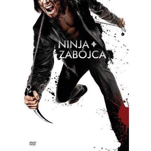 Ninja zabójca (DVD) - James McTeigue OD 24,99zł DARMOWA DOSTAWA KIOSK RUCHU (7321997252382)