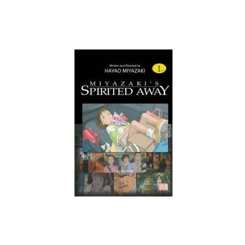 Spirited Away Film Comic