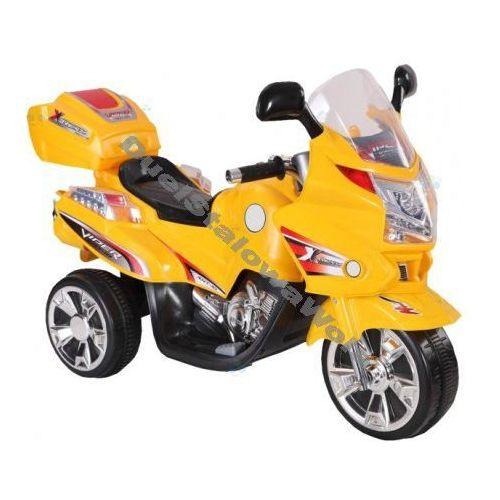 POJAZD 3188 8090184 MOTOR YELLOW MOTOCYKL #D1, eurobaby z organizery.eu