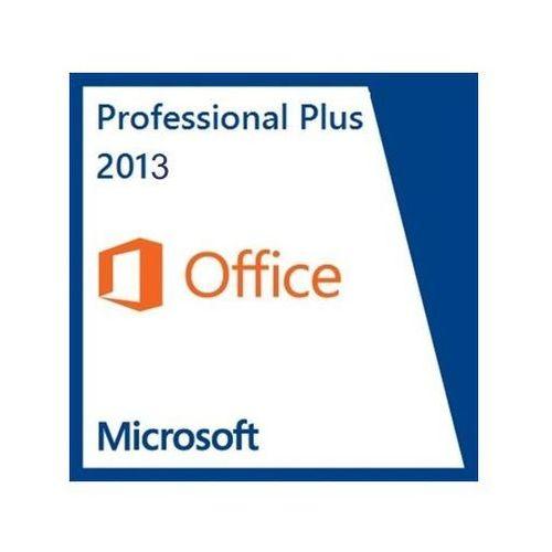 office professional box pl 2013 marki Microsoft