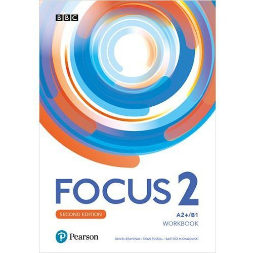Focus 2 2ed. WB A2+/B1 + Online Practice PEARSON (9788378826965)