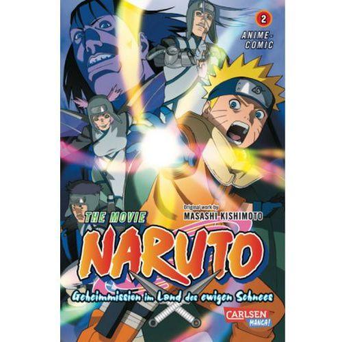 Naruto - Geheimmission im Land des ewigen Schnees, Band 2 (9783551773968)