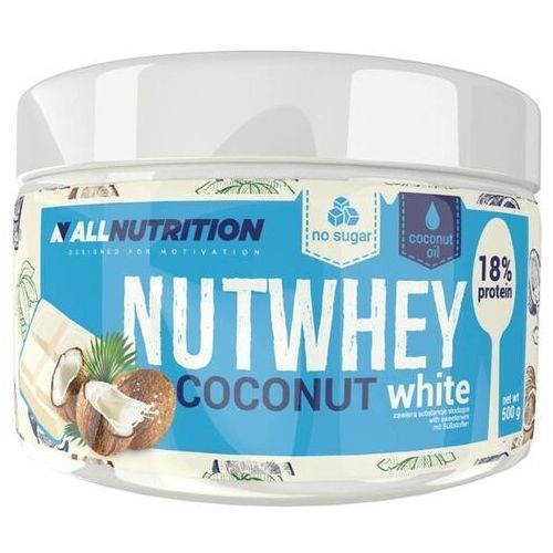 nutwhey coconut white 500g marki Allnutrition