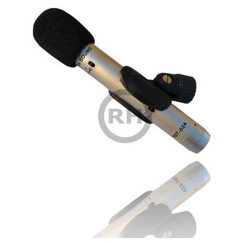 Rh sound Mikrofon pojemnościowy hst-02a