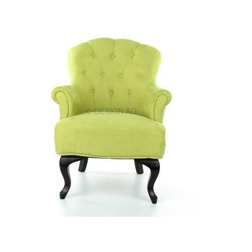Ibiza Cafehaus Fotel Zielony Tkanina (76109), marki Kare Design do zakupu w sfmeble.pl