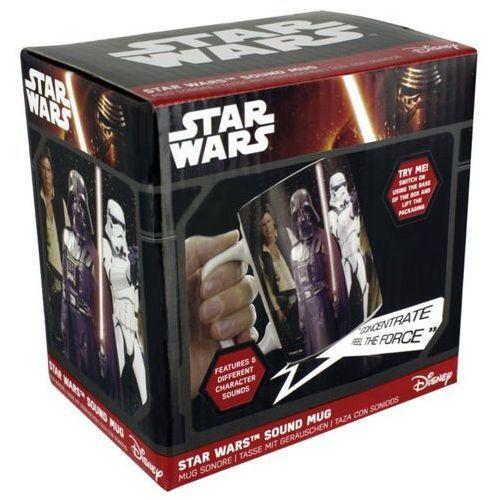 Kubek GOOD LOOT Star Wars Sound Mug + Wybierz gadżet Star Wars gratis do zakupionej gry! + Zamów z DOSTAWĄ JUTRO! (5908305216049)