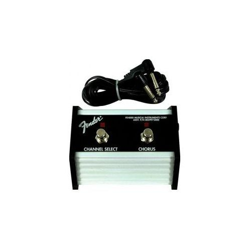 2-button footswitch channel / chorus on/off with 1/4″ jack footswitch marki Fender